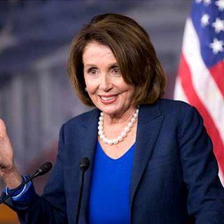 Nancy Pelosi, pide que México apruebe Reforma Laboral