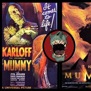 "Ep 25 ""Universal Classics:The Mummy"" Pt1"