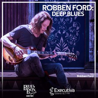 Blues Box - Rádio Executiva - 03 de Outubro de 2020