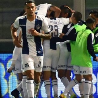 Valoyes selló el triunfo de Talleres 3 a 1 ante Newell´s