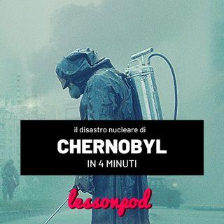 Il disastro nucleare di Chernobyl in 4 minuti