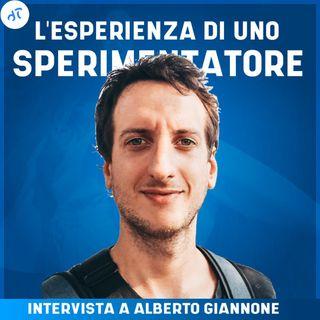 L'esperienza di uno Sperimentatore - Intervista con Alberto Giannone