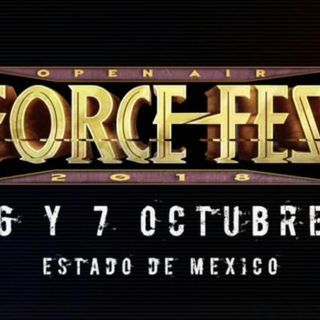 FORCE METAL FEST 2018/OMICRON BANDA INVITADA FREDY METAL SHOW #85 TECATE MÉXICO METAL FEST 6/10 COMPARTE