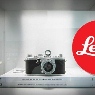 Leica Store Visit