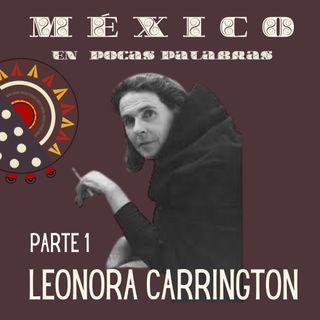 Leonora  Carrington y su cuento la debutante