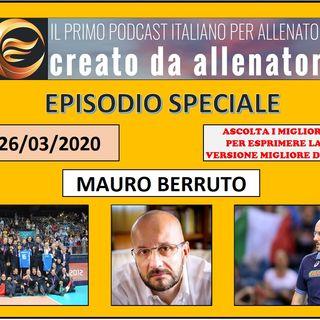 Episodio 103: Mauro Berruto