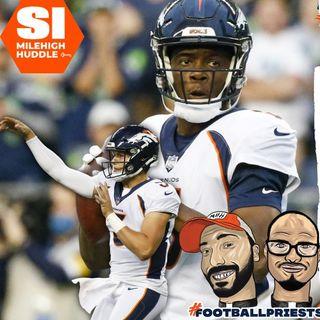 HU #744: Gut Reaction: Broncos-Seahawks | Gotta Talk QBs