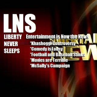 Entertainment Is Now the News 10/22/18 Show Vol. 5--#177