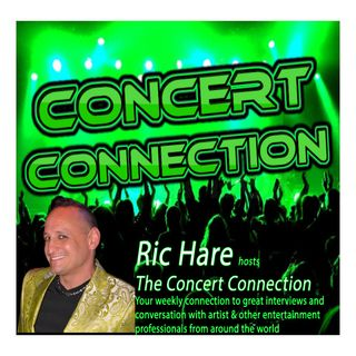 CC hosted by Ric Hare. Info on shows & events from Nov 14th thru Nov 16th 2019