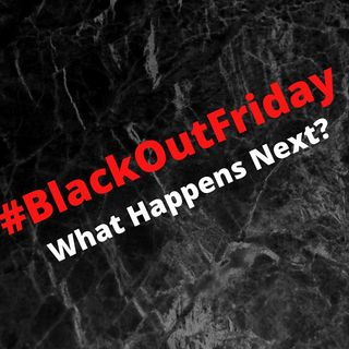 Black Out Friday