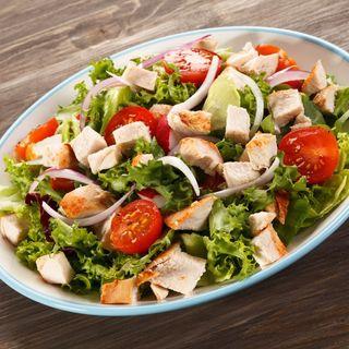 La ricetta dell'insalata di pollo.