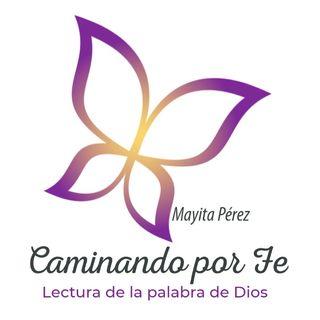 3 CAMINANDO POR FE  Romanos 6  Mayita Perez