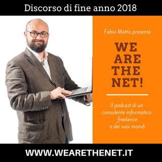 24 - Discorso di fine anno al web