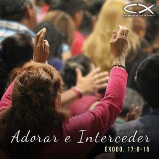 Oración 20 de febrero (Adorar e interceder)