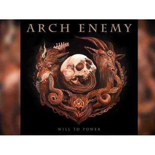 Metal Hammer of Doom: Arch Enemy - Will to Power