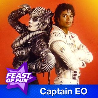 FOF #2565 - Disney's Captain EO: We Are Here to Change the World
