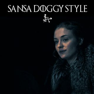MDB 1x11 Parte 2: MortiDiTronoDiSpade #9: Sansa DoggyStyle