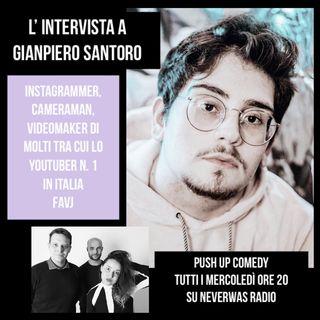 #puc : in studio con noi Gianpiero Santoro