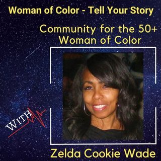 Community for the 50+ Woman - Zelda Cookie Wade