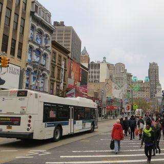 NYC, el bus también existe!
