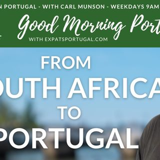 From South Africa to Portugal (The Algarve): Gareth McCumskey on the GMP!