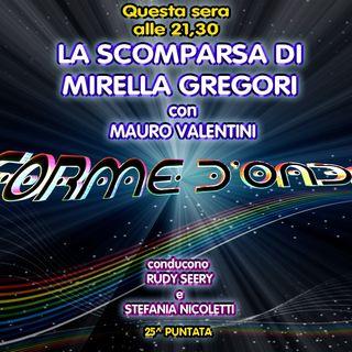 Forme d'Onda - Mauro Valentini - La scomparsa di Mirella Gregori - 11-04-2019