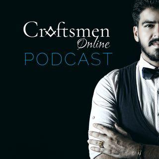 Craftsmen Online Podcast - Building Better Builders - Bro John S Nagy