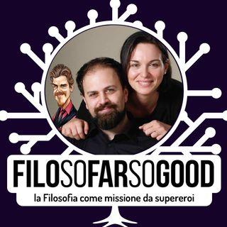 La Filosofia come missione da supereroi, con Andrea e Maura di Tlon