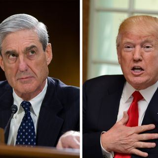 TRUMP NOT EXONERATED BY MUELLER REPORT