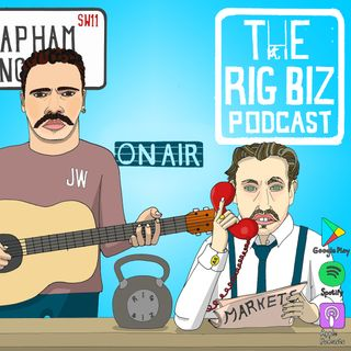 Pre-Sea - Ep 4 - CEO Vs CCO - Machine Gun Cianter - Plans For Q4 & Sorting Out Rugby with RPA CEO Damian Hopley