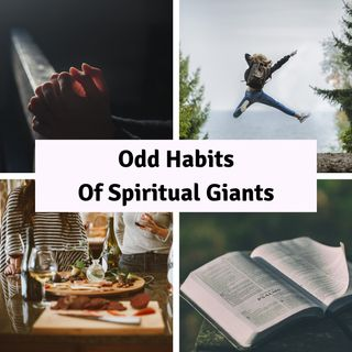 Odd Habits: The Art Of Being Silent - Habbakuk 2/Psalm 62