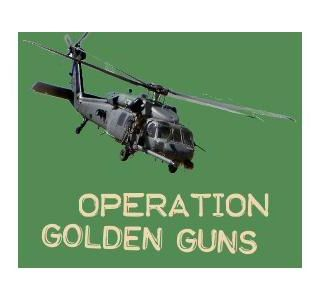 Operation GOLDEN GUNS