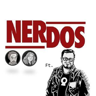 Ep9 - ¿Cómo es ser ilustrador profesional y trabajar para Marvel? ft. Rulo Valdés