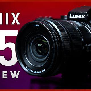 Panasonic Lumix S5 Review - Mirrorless Camera With 10-Bit 4K 60p Recording