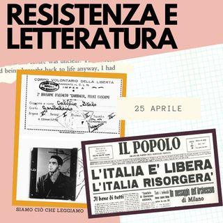 Resistenza e letteratura