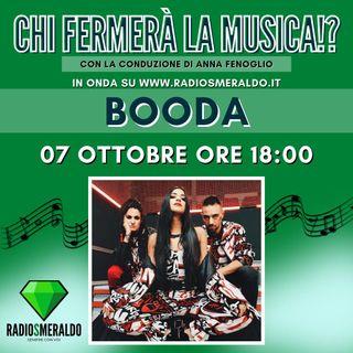 Booda | Chi Fermerà la Musica!?