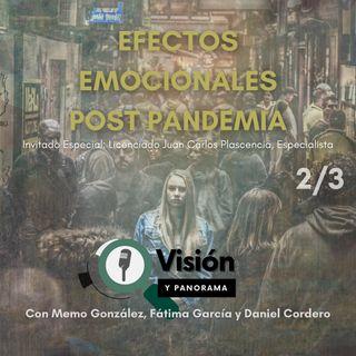 E10 P2 - Los efectos emocionales post pandemia