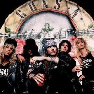 GN - Guns N' Roses, La Leyenda (Parte 4)
