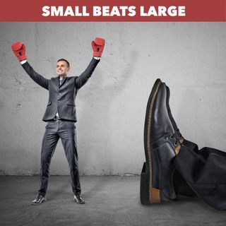 Small is Back on Top