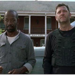 "The Walking Dead S07E13 ""Bury Me Here"""