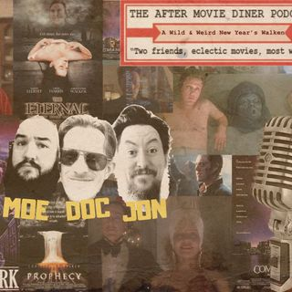 Ep 327 - A Wild & Weird New Year's Walken