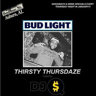 Turntable Thursdays featuring DJ Q Money