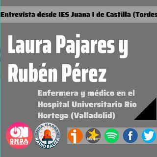 07RB- Laura y Rubén, en la Sanidad Pública