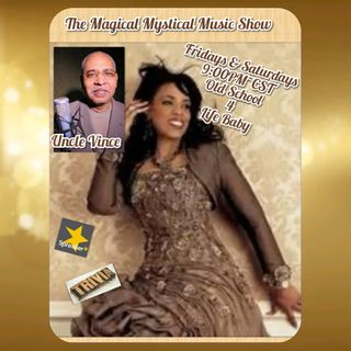 The Magical Mystical Music Show 6-12-2021