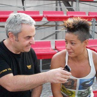 Claudio Testi intervista Sarahjane Olog