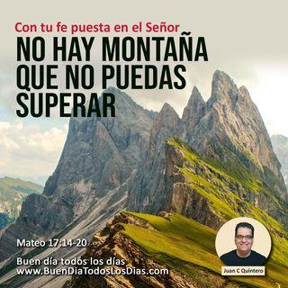 Superando las montañas de la vida