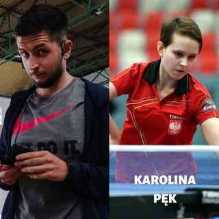 4. Karolina Pęk - Mistrzyni Paraolimpijska w tenisie stołowym z Rio de Janeiro