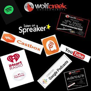 "S2S8 - WPN RADIO-THE WOLF DEN "" NO TALKING"" EPISODE"