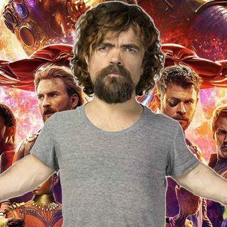 256: Avengers: Infinity War