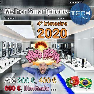O melhor smartphone 📱 no final de 2020, início 2021